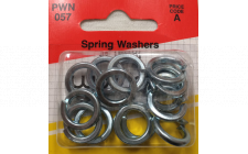 Image for (15) 3/8' SPRING WASHER