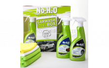 Image for NO-H2O WATERLESS CAR CLEANING KIT