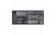Image for Tool Tray with Brake Wind-Back Tool Kit 18pc