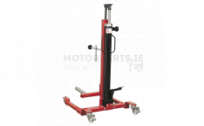 Image for Wheel Removal-Lifter Trolley 80kg Quick Lift