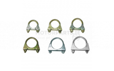 Image for EXHAUST CLAMP 2 3/4 Inch 70MM