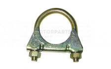 Image for EXHAUST CLAMP 1 5/8 Inch 41mm