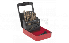 Image for Cobalt Drill Bit Set 19pc Metric