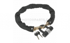 Image for Motorcycle Chain & Disc Lock 12 x 12 x 900mm