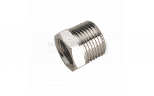 "Image for Adaptor 3/8""BSPT Male to 1/4""BSP Female"