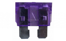 Image for 3 AMP BLADE TYPE AUTO FUSES