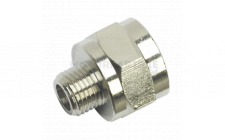 "Image for Adaptor 1/4""BSPT Male to 1/2""BSP Female"