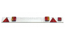 Image for 4FT 6 TRAILER BOARD WITH 6M CABLE + FOG LAMP