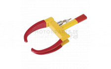 Image for Claw Car Wheel Clamp with Lock & Key