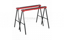Image for Fold Down Trestles Pair 100kg Capacity per Trestle