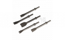 "Image for Air Hammer Chisel Set 5pc .401"" Shank"