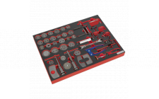 Image for Tool Tray with Brake Service Tool Set 42pc
