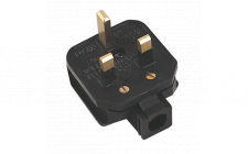 Image for Rubber Plug 13Amp Extra Heavy-Duty