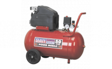 Image for Compressor 50ltr Direct Drive 2hp