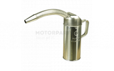 Image for Measuring Jug Metal with Flexible Spout 1ltr