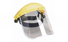 Image for Brow Guard & Full Face Shield