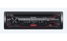 Image for SONY CD/MP3 WITH USB & AUX SLOT RADIO
