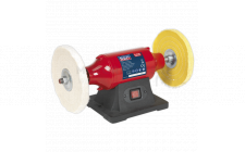 Image for Bench Mounting Buffer/Polisher 200mm 550W/230V