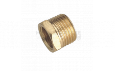 "Image for Adaptor 1/2""BSPT Male to 3/8""BSP Female"