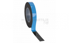 Image for Double-Sided Adhesive Foam Tape 25mm x 10mtr Blue Backing
