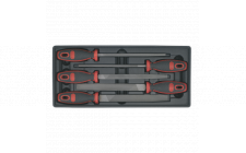 Image for Tool Tray with Engineer's File Set 5pc