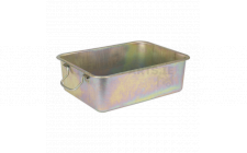 Image for Metal Drain Pan 16ltr