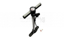 Image for Floor pump with manometer