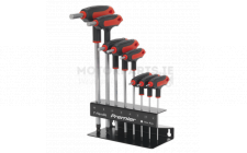 Image for Ball-End Hex Key Set 8pc T-Handle Metric