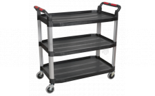 Image for 3-Level Composite Workshop Trolley