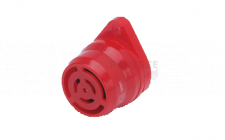 Image for RING 24V MINI BUZZER RED