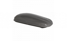 Image for Roof Box Metallic Grey 460ltr 75kg Max Capacity