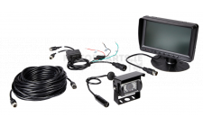 Image for RING 7 REVERSING CAMERA WITH COLOUR TFT  MONITOR