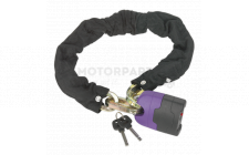 Image for Motorcycle Chain Lock 10.5 x 10.5 x 900mm 4* ART Approved