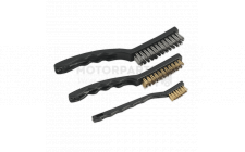 Image for Wire Brush Set Auto Engineer's 3pc