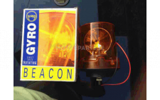 Image for RING GYRO 24V SINGLE BOLT BEACON