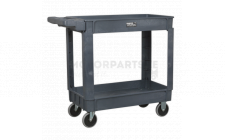Image for Trolley 2-Level Composite Heavy-Duty