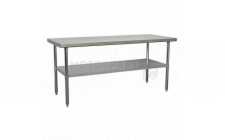 Image for Stainless Steel Workbench 1.8mtr