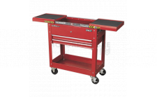 Image for Mobile Tool & Parts Trolley - Red