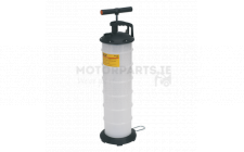 Image for Vacuum Oil & Fluid Extractor Manual 6.5ltr