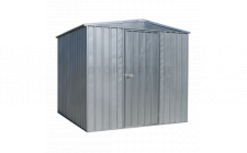 Image for Galvanized Steel Shed 2.3 x 2.3 x 2mtr