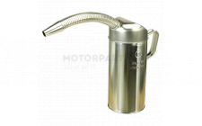 Image for Measuring Jug Metal with Flexible Spout 2ltr