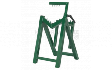 Image for Heavy-Duty Log Stand Ø230mm Capacity