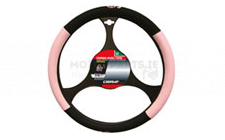 Image for STEERING WHEEL COVER - LADYBUG
