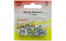 Image for (15) 1/4' SPRING WASHER