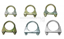 Image for EXHAUST CLAMP 2 5/8 Inch 67MM