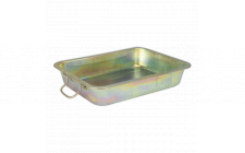 Image for Metal Drain Pan 12ltr