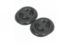 Image for Exhaust Mounting Rubbers - L62 x D54 x H13.5 (Pack of 2)