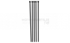 Image for CABLE TIE 4.6x200 Bx100