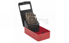Image for Cobalt Drill Bit Set 25pc Metric