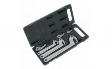 Image for Adjustable Hook & Pin Wrench Set 11pc